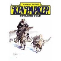 Ken Parker Altın Seri Sayı:35 Devlerin Yolu