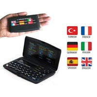 Toptancı Kapında Elektronik Sözlük (6 Dilde Çeviri)
