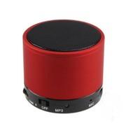 Toptancı Kapında Beatbox Mini Bluetooth Hoparlör - Kırmızı