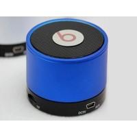 Toptancı Kapında Beatbox Mini Bluetooth Hoparlör - Mavi