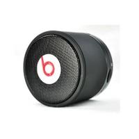 Toptancı Kapında Beatbox Mini Bluetooth Hoparlör - Siyah