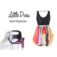 Toptancı Kapında Küçük Elbise Eşarp Organizer