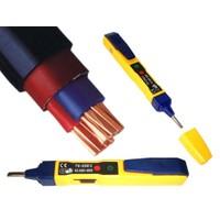 Toptancı Kapında Kablo Voltaj Kontrol Kalemi