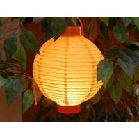Toptancı Kapında Ledli Japon Feneri
