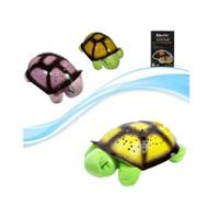 Toptancı Kapında Tavana Işık Yansıtan Müzikli Kaplumbağa - Yeşil