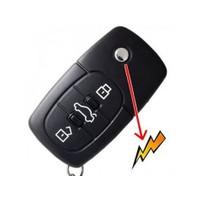 Toptancı Kapında Elektirik Çarpan Araba Anahtarı