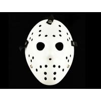 Toptancı Kapında Jason Maskesi
