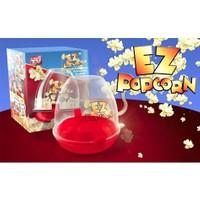 Toptancı Kapında Ez Popcorn - Mikrodalga Mısır Patlatma Kabı