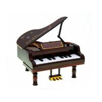 Toptancı Kapında Art Piyano Müzik Kutusu