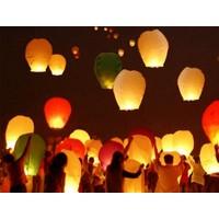 Toptancı Kapında Dilek Balonu ( 5 Adet )