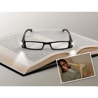 Toptancı Kapında Led Işıklı Kitap Okuma Gözlüğü - Numarasız