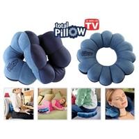 Toptancı Kapında Total Pillow Şekilden Şekile Giren Seyahat Yastığı
