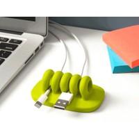 Toptancı Kapında Keep Cables Masa Kenarı Kablo Tutucu 3 Adet Birden