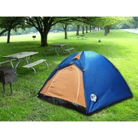 Toptancı Kapında 2 Kişilik Kolay Kurulumlu Kamp Çadırı