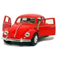 Toptancı Kapında Metal Mini Vosvos Çek Bırak Oyuncak Araba