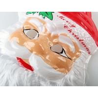 Toptancı Kapında Yılbaşı Özel Noel Baba Maskesi