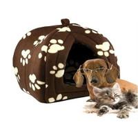Toptancı Kapında Polar Kedi Ve Köpek Yatağı Pet Hut