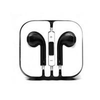Toptancı Kapında Apple İphone 6/6S/6 Plus-5/5S/5C/5Se-4/4S/-3/3Gs/3G Uyumlu Kulaklık - Siyah