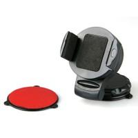 Toptancı Kapında Araç İçi Vantuzlu Telefon Tutucu 360 Derece Dönebilir