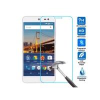 Toptancı Kapında General Mobile 4G Android One Kırılmaz Cam Ekran Koruyucu
