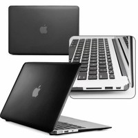 "Microcase Apple Macbook Air 13.3"" Shell Koruma Kapak Kılıf"