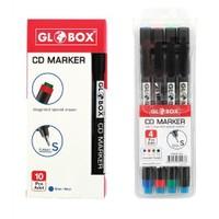 Globox Cd Kalemi S Siyah 1001