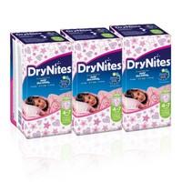 Huggies DryNites Kız Emici Gece Külodu 3 'lü Fırsat Paketi S Beden 30 Adet