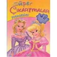 Süper Çıkartmalar - Prensesler