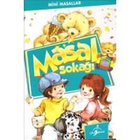Mini Masallar - Masal Sokağı - Mehmet Emin Ulu