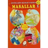 Çocukların Okuması Gereken Masallar 1