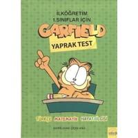 Garfield Yaprak Test: Türkçe - Matematik - Hayat Bilgisi