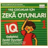 6 - 9 Yaş Çocuklar İçin Zeka Oyunları 1