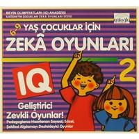 6 - 9 Yaş Çocuklar İçin Zeka Oyunları 2
