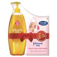 Johnson's Baby Şampuan / 750 Ml ( Johnson's Baby 56'lı Islak Havlu Hediyeli! )