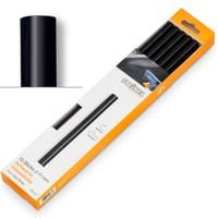 Steinel 006792 Siyah 11mm Mum Silikon Çubuk 10 adet