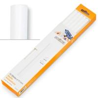 Steinel 006808 Beyaz 11mm Mum Silikon Çubuk 10 adet