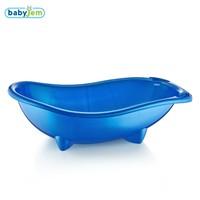 Babyjem Sedefli Balina Banyo Küveti / Mavi