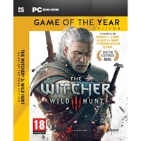 Pc The Witcher 3: Wild Hunt - Game Of The Year Edition