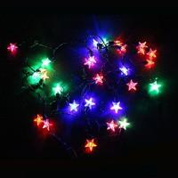 Yıldızlı 40 Led Dolama Dekor Işıkları (RGB 5m.)