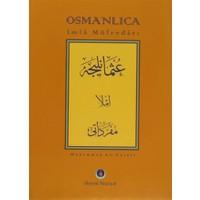 Osmanlıca İmla Müfredatı - Muhammed Ali Ensari