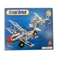 CC Oyuncak Metal Brick Set 205 Parça
