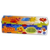 Jovi 3 x 40 cmm Kutuda 3 Renkli Parmak Boyası