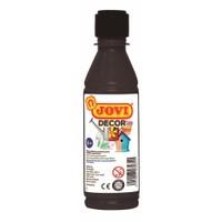 Jovi 250 ml Jovidecor Siyah Akrilik Boya