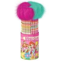 Yaygan Winx Bloom Tüy Başlı Kurşun Kalem