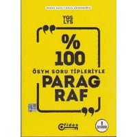 Fides Yayınları Ygs Lys 100 Ösym Soru Tipleriyle Paragraf - Halil Zenciroğlu