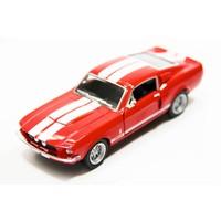 1967 Shelby GT-500 Çek Bırak 1/38 Die Cast Model Araç