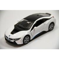 BMW İ8 Çek Bırak 1/36 Die Cast Model Araç