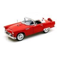 1956 Ford Thunderbird 1/18 Die Cast Model Araç