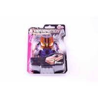 Transformers Super Metal Robot Araba