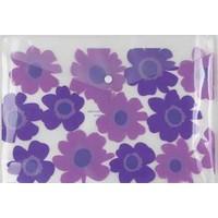 Comıx Çiçek Desenli Çıtçıtlı Dosya